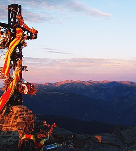 Pic du canigou : Gravir le sommet