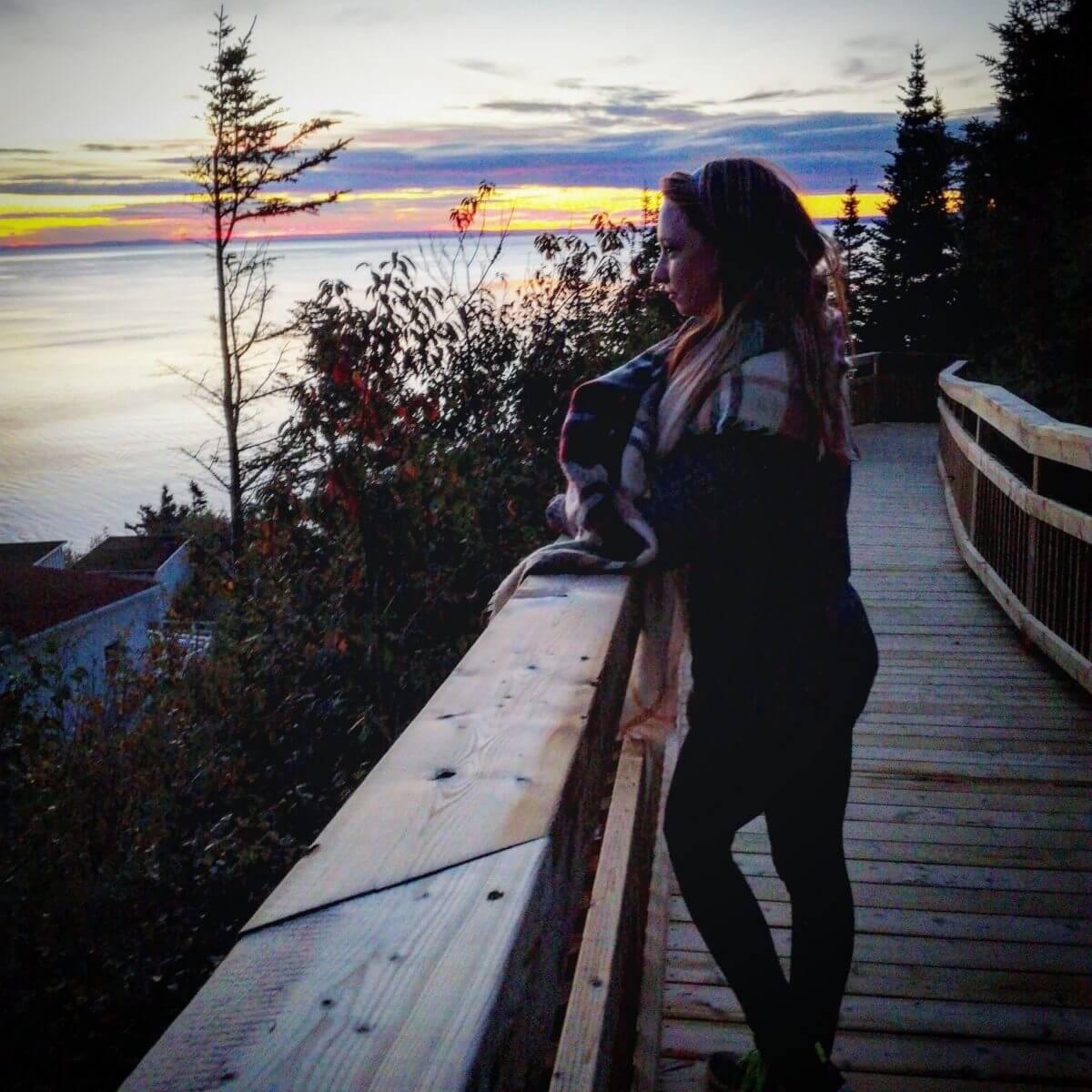 Road trip au Canada : Le voyage aux baleines - Tadoussac - La revue de kathleen - Blog Lifestyle