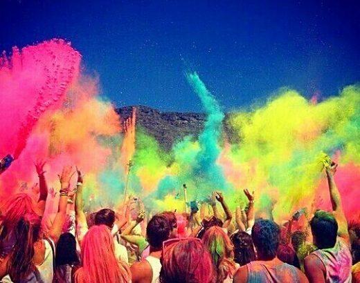 Color run : Un festival haut en couleur