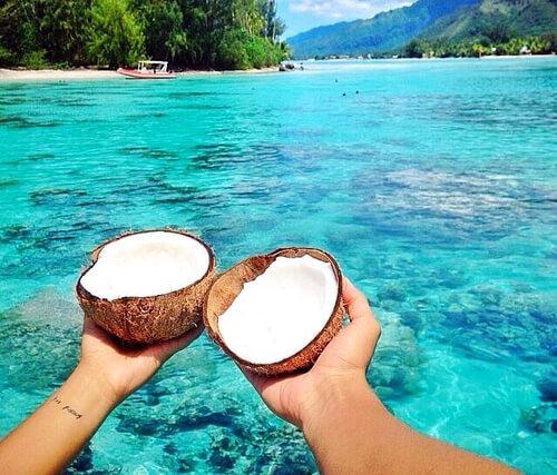 huile de coco : Un indispensable beauté - la revue de kathleen - blog lifestyle