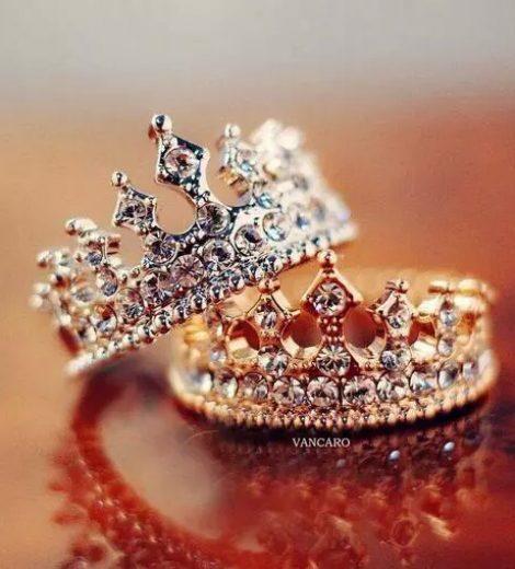 Bagues de fiançailles pour un mariage de princesse parfait