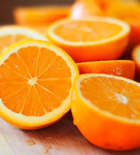 DIY : Un noël à l'orange