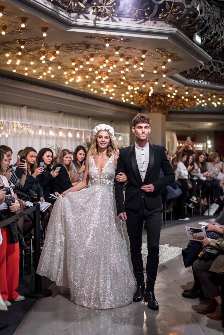 Robe de mariée 2019 - la revue de kathleen -blog lifestyle et voyage à paris