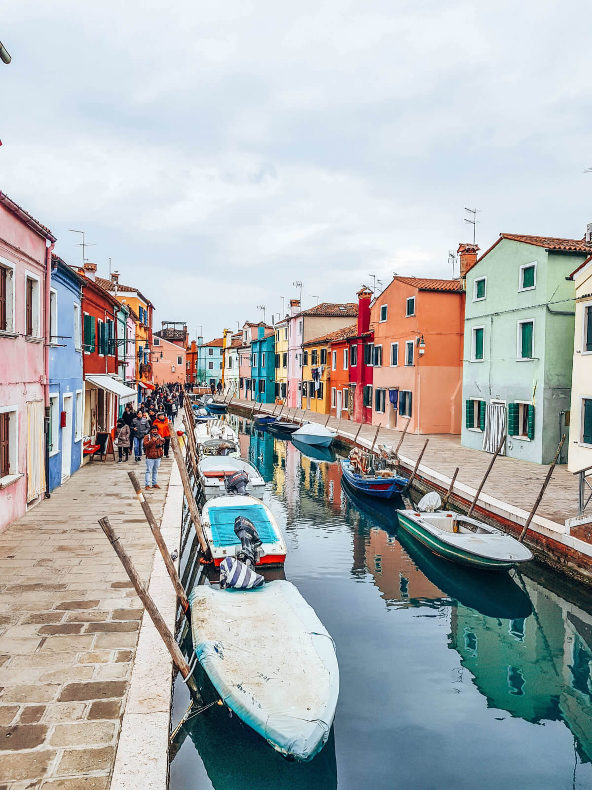 Burano-Italie-La revue de Kathleen-Blog-Lifestyle-voyage-Paris