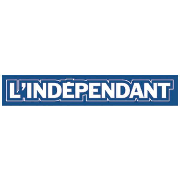 logo-l'independant-presse-partenariat-la revue de kathleen-blog-lifestyle-voyage-Paris