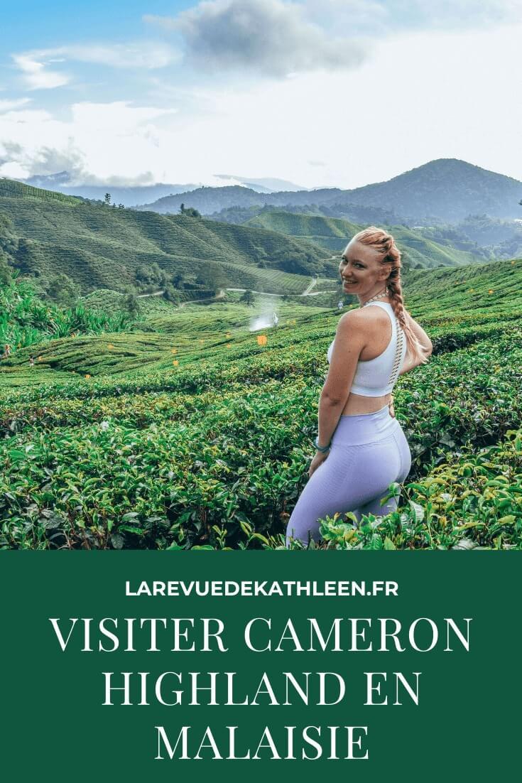Cameron Highland - Malaisie - La revue de Kathleen - Blog Lifestyle et voyage à Paris