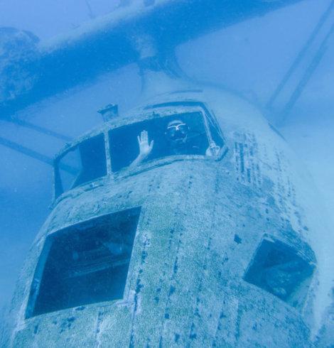 Je passe mon 1er niveau de plongée à Tahiti – Top Dive