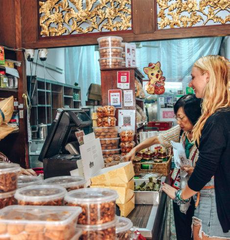 Foodelicious : Itinéraire gourmand à Singapour