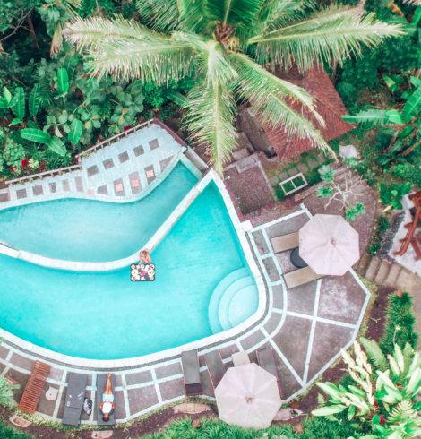 5 airbnb : Les logements insolites à Bali