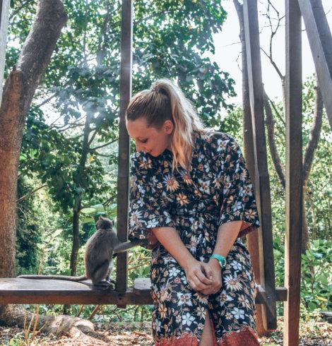 Que faire à Ubud sur l'île de Bali ?