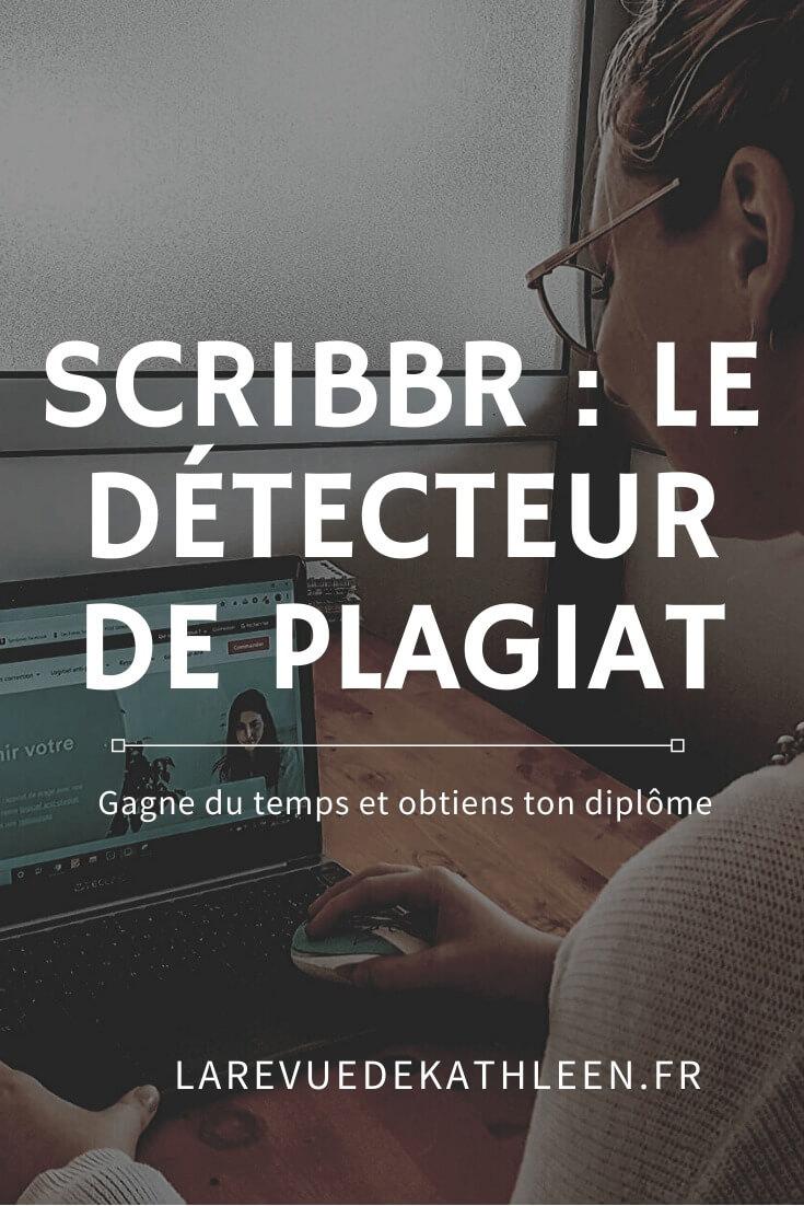Scribbr-detecteur-plagiat-La revue de Kathleen-Blog-Lifestyle-voyage-Paris