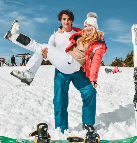 Un week-end au ski à Font Romeu dans les Pyrénées-Orientales