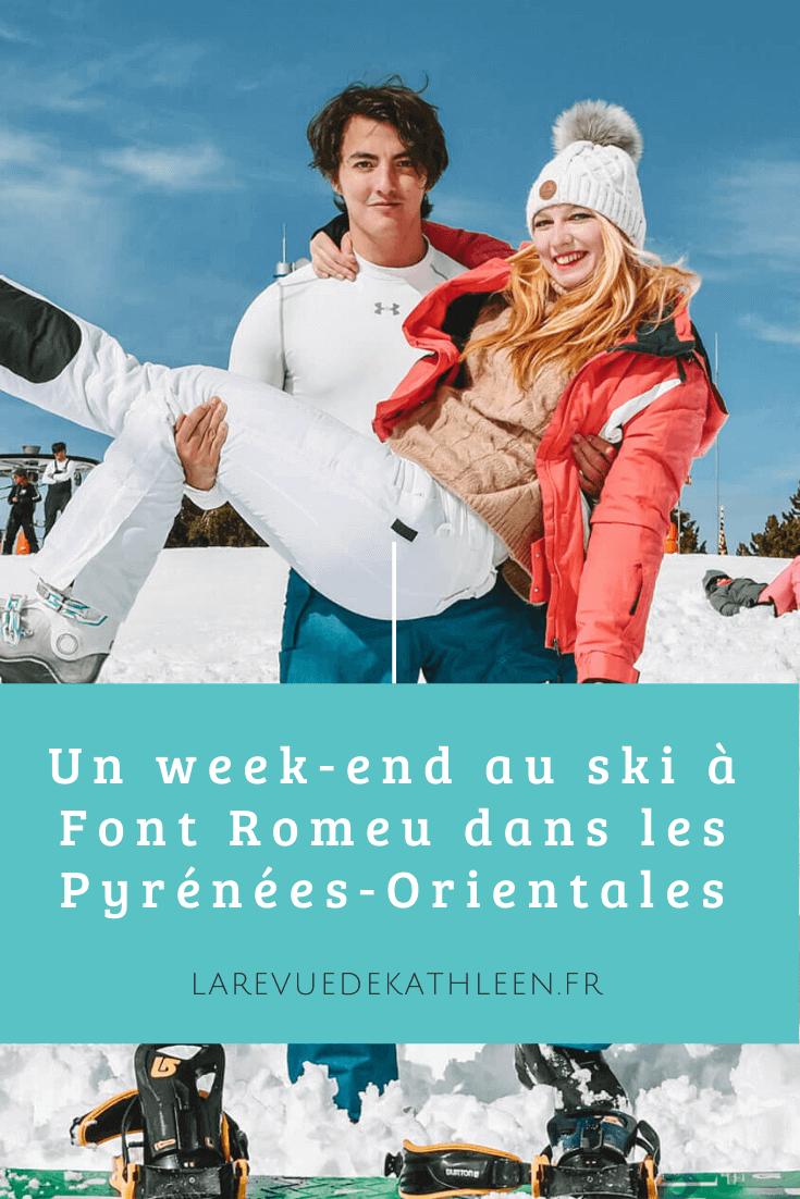 Font Romeu-Pyrénées-Orientales-Occitanie-France-La revue de Kathleen-Blog-Lifestyle-voyage-Paris