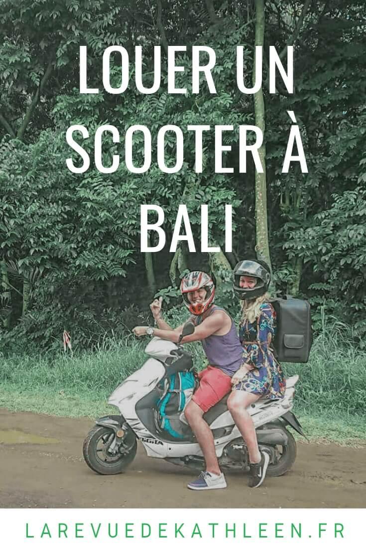 Louer-scooter-Bali-Indonesie-La revue de Kathleen-Blog-Lifestyle-voyage-Paris