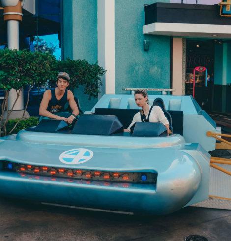 Visiter Universal studio – Island of adventure à Orlando, en Floride!
